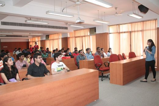 | An Orientation Programme on National Youth Parliament | An Orientation session for the students of ITM University was organized on 20 August 2015. The aim of the orientation session was to make students aware about the parliamentary procedures and prepare them for the National Youth Parliament which is proposed to be organized on 19th and 20th September 2015.