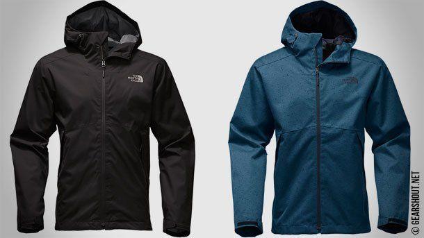 The North Face выпустила новое поколение хардшелл куртки TNF Millerton Jacket