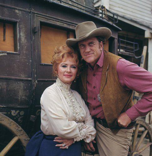 Dennis Dillon Dodge >> #Gunsmoke 1955-1975 Sheriff Matt Dillon and Miss Kitty ...