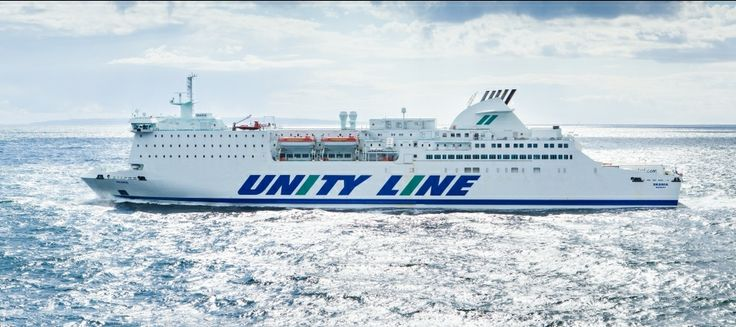 #unityline #ferry #ferries #skania #sea #swinoujscie #poland #färjor
