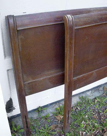 refurbish old furniture ..make something new out of something old