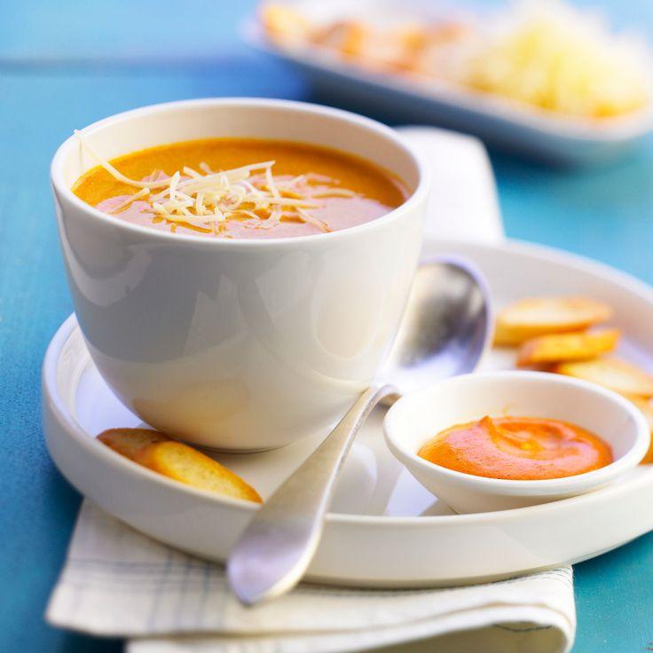 Découvrez la recette Soupe de poisson facile sur cuisineactuelle.fr.