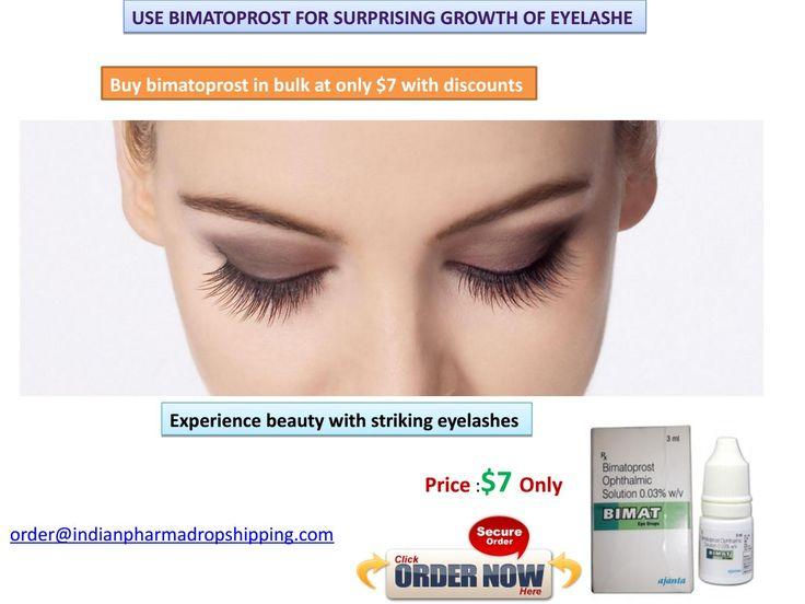 Buy Bimatoprost Online Cheap