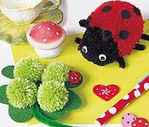 1000 ideen zu pompons basteln auf pinterest pompoms basteln k ken basteln und diy ostern. Black Bedroom Furniture Sets. Home Design Ideas