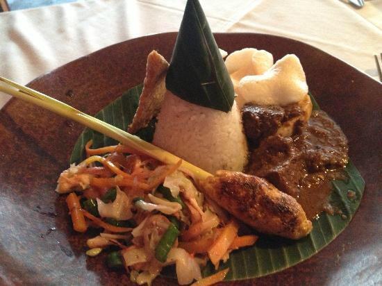 Seminyak - Bistro Batu Kali, decent food at reasonable prices.