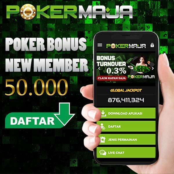 Bonus New Member Poker 50 Ribu Poker Bonus