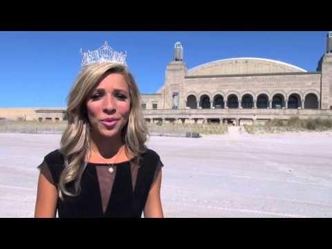 Meet Miss America 2015 Kira Kazantsev! - YouTube
