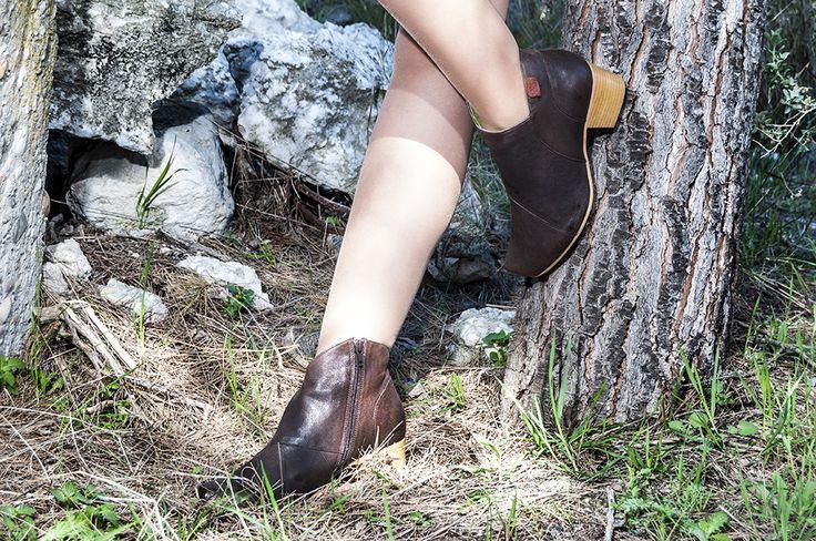 lookbook invierno 2016 - RAY MUSGO Zapatos ecologicos de mujer #tree #arbol #pino #botas #botines #zapatosecologicos #shoes #footwear