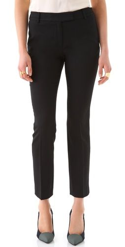 Boy do I love cigarette pants. I'll take them in any color really. Just wish I had the legs for them :/