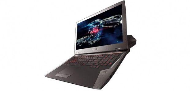 Asus ROG GX700, Laptop Gaming dengan Pendingin Air