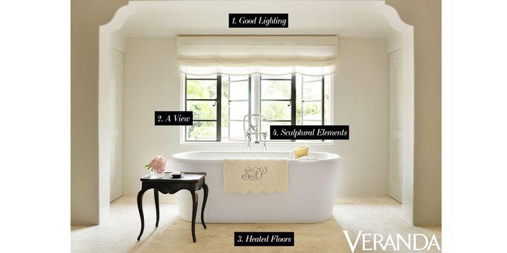 8 Essentials para um banheiro Retreat Dreamy - Jornal - Dering Salão