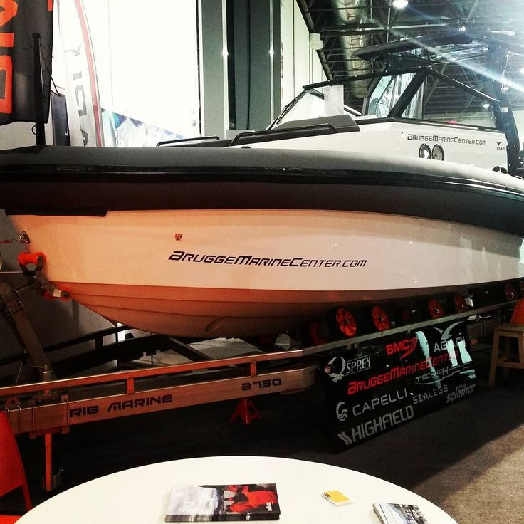 We are ready #bootdusseldorf #boot #boat #boating #bateau #semirigide