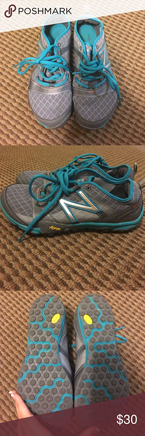 New balance hiking shoes worn once, in great condition! New Balance Shoes Athletic Shoes