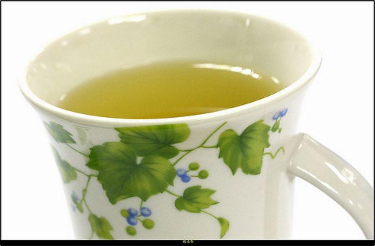 Receta anticancer con té verde y cúrcuma