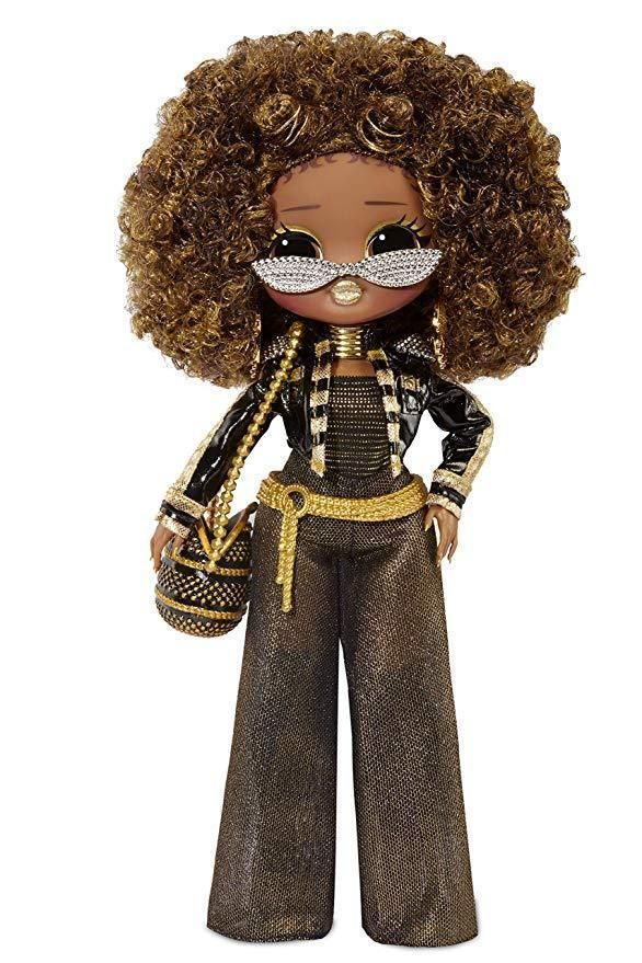 L.O.L. Überraschung! OH MEIN GOTT. Royal Bee Fashion Doll mit 20 Überraschungen   – Collectible toys