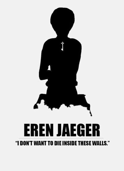 Most people who look at this will just be ranting on which spelling of Eren's last name is correct