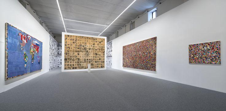 Alighiero Boetti, Fondazione Cini, Venezia, Courtesy Matteo De Fina