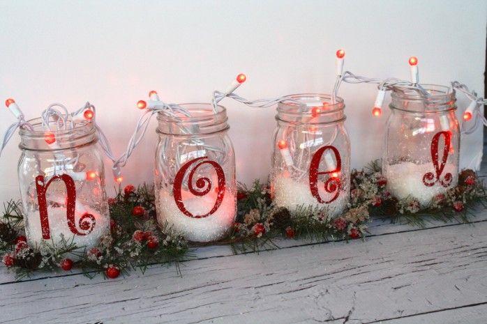 25+ Unique Frosted Mason Jars Ideas On Pinterest