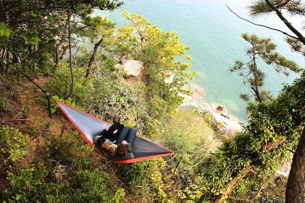 ENO Hammock Review: Lightweight, Comfortable, Compact - Her Packing List
