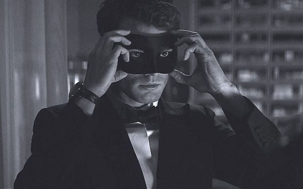More, please! Like 22 months worth! Fifty Shades Darker: first look at Jamie Dornan - Telegraph