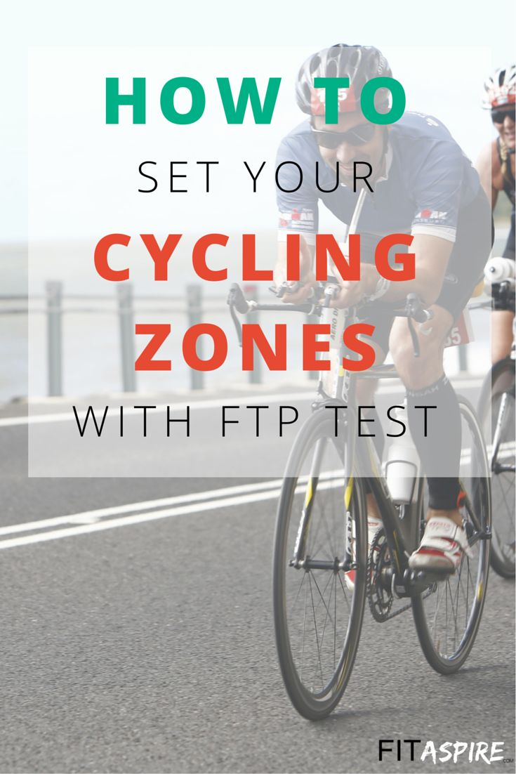 re you training at the right paces for YOU on the bike? Today I'm walking you through creating your cycling training zones, including a guide to having your BEST test!