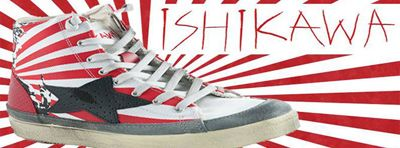 The Sneakers... only Style, only Ishikawa <3  https://www.facebook.com/photo.php?fbid=604875636240816&set=a.175838469144537.45319.128717893856595&type=1&theater