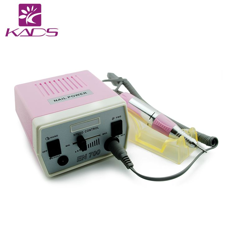 KADS 30000RPM Pink nail drill Nail Art Equipment Manicure Tools Pedicure Acrylics Pink Electric Nail Drill. Click visit to buy #Nail #Tool #NailTool