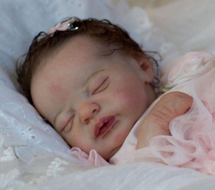 AMAZING REBORN BABY GIRL AMERICUS BY LAURA LEE EAGLES NOW CHLOE | #1830814440