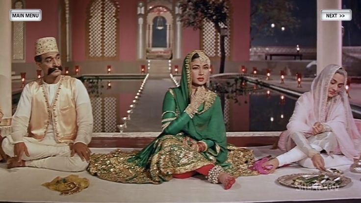All Songs Of Pakeezah {HD}   Meena Kumari   Ashok Kumar   Raaj Kumar   H...