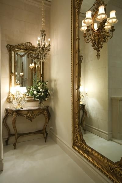 ♔ french mirror