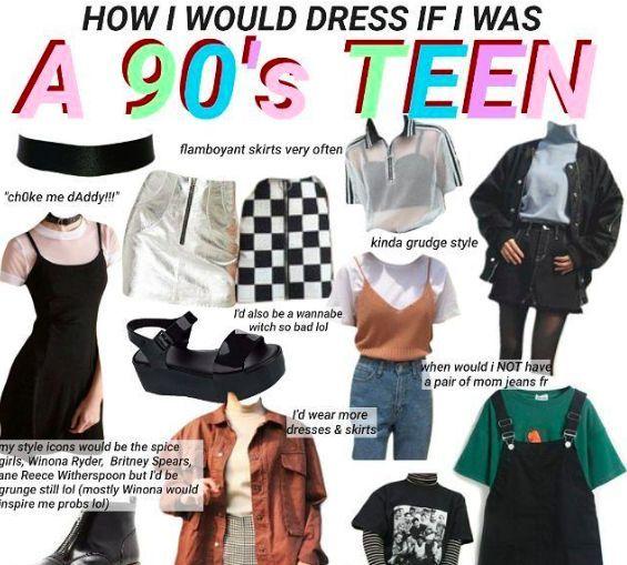 90s style!