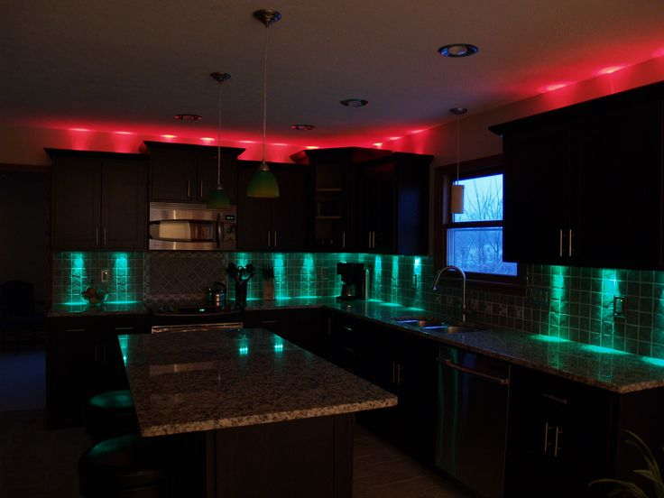 Fantastic Kitchen Lighting Ideas For Modern House Design Kitchen Lighting Ideas In Dark Kitchen With Fantastic And Creative Lighting Under Kitchen