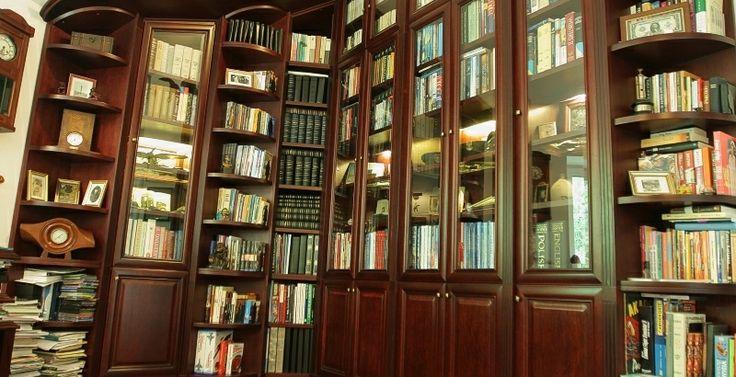 Meble biblioteczne na zamówienie