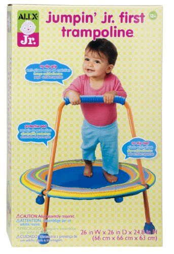ALEX® Toys - Alex Jr. Jumpin' Jr. - First Trampoline 1992N