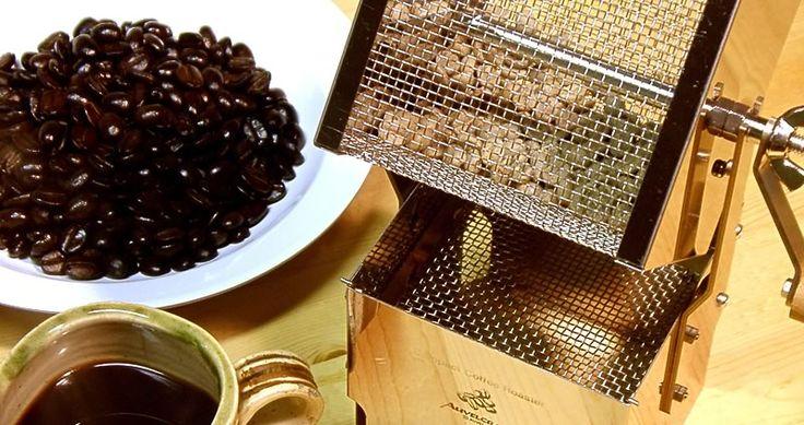 コーヒー焙煎キット
