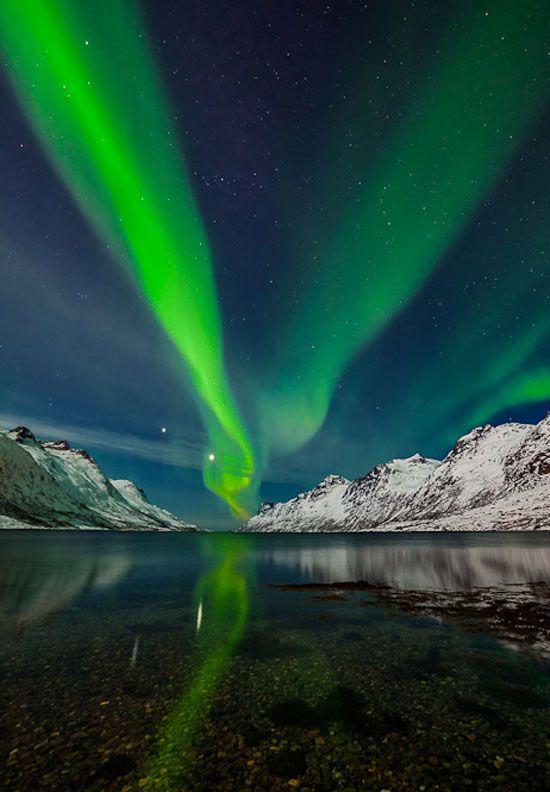 Aurora's Lights - V Ray Photography Inspiration