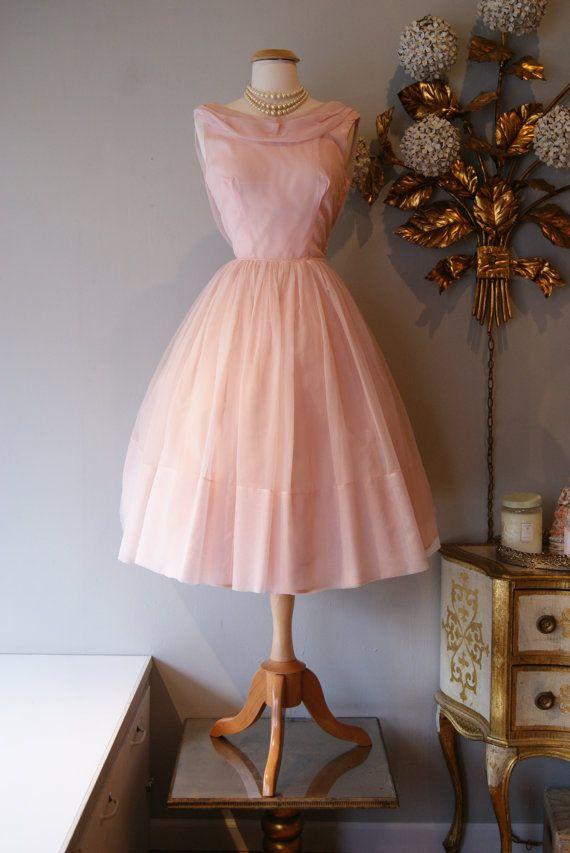 1960s Dress // Vintage 60s Dress // Vintage by xtabayvintage, $198.00