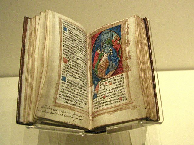 Tower of London Anne Boleyn's prayer book | Flickr - Photo Sharing!