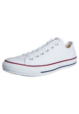 CHUCK TAYLOR ALL STAR OX CORE CANVAS - Tenisówki i Trampki - white Canvas