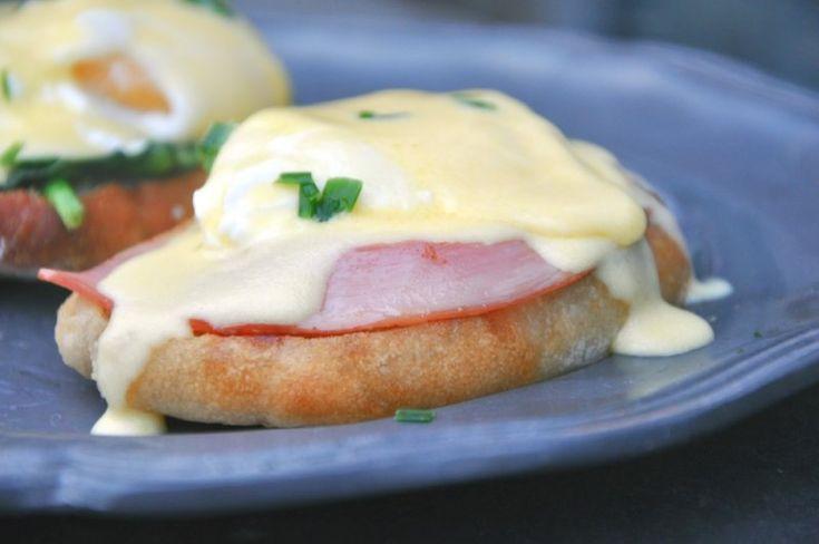 Eggs Benedict, USA,Andet, Morgenmad, Æg / omelet m.m., opskrift
