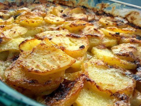 Polkkapossu: Miten tehdään parhaat kermaperunat?