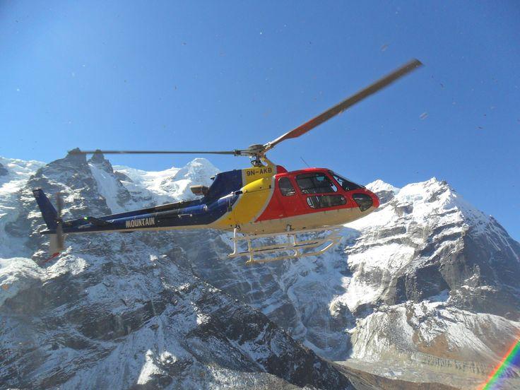 #Helirescue #Mountains #ExpeditioninNepal #Nepal #visitnepal2016