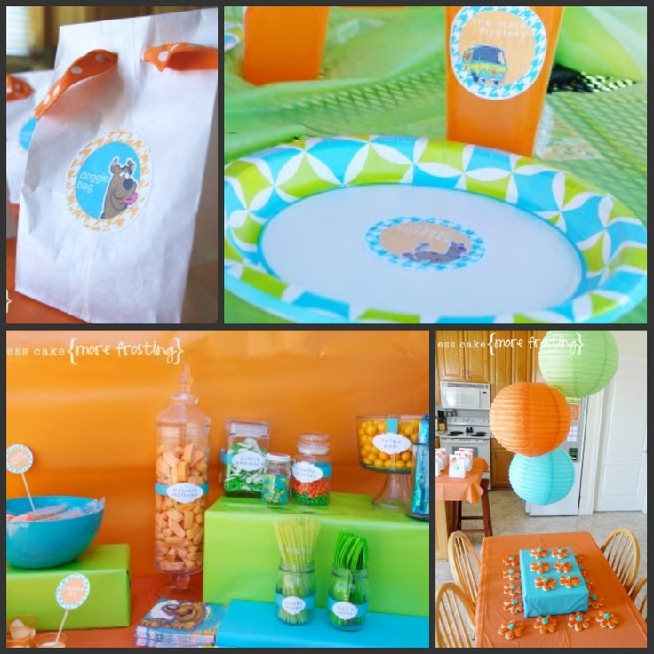 Scooby Doo Baby Shower Theme: 86 Best Scooby Doo... Images On Pinterest