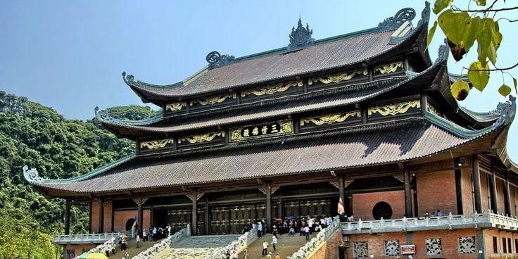 Комплекс Tang An (храм Bái Đính на 1 день)