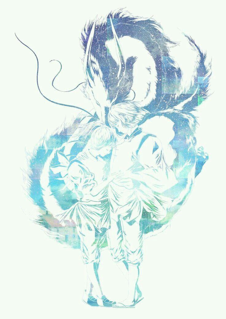 Préférence 438 best anime miyazaki le voyage de chihiro images on Pinterest  UR99