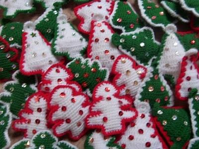 PINITOS NAVIDEÑOS: Amigurumi Navidad, Pinito Navideño, Angel Tejido, Amigurumi Navideño, Angeles Tejidos, Amigurumis Pinitos, Amigurumi Pinito, Adornos Navidad, Christmas Ornament