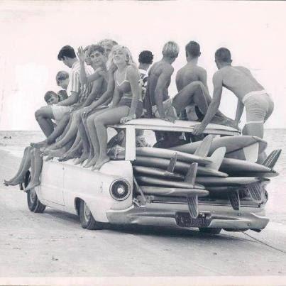 Серфинг #винтаж #ретро #эротика #vintage #retro #erotica #классика #ladies