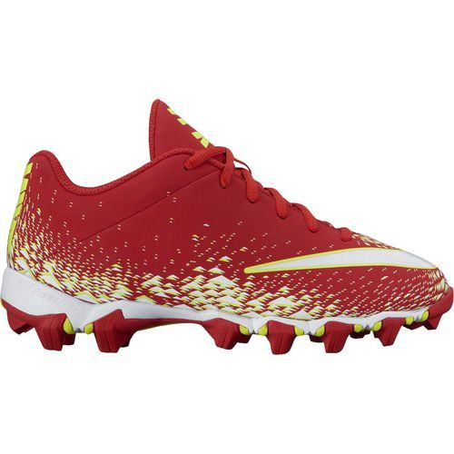 Nike Boys' Vapor Shark 2 Football Cleats (University Red/White/Black, Size 10) - Youth Football Shoes at Academy Sports