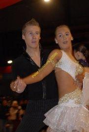 Witte latin jurk | Latin | DeJo`s Danceworld