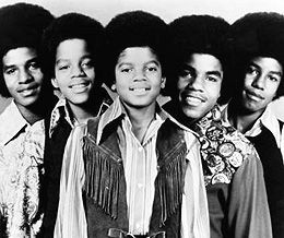 Everybody sang along to the Jackson 5. All the kids, from age 7-12 sang the lead parts. And all of us worshiped Michael.